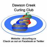 Dawson Creek Curling Club logo